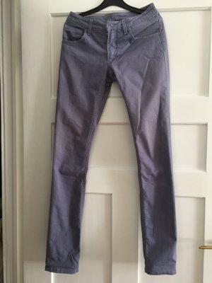 Hellblau-lila Slim Jeans von Whyred