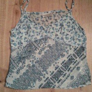 Hellblau türkises Oberteil von Hennes