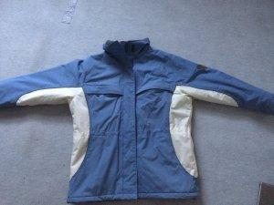 hellblau weiße Winterjacke v. Polar Dreams TCM / Tchibo-Gr. 38/40