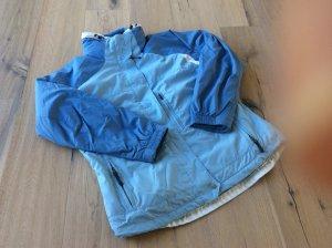 Hellblaue 2-in-1 Winterjacke - Größe L