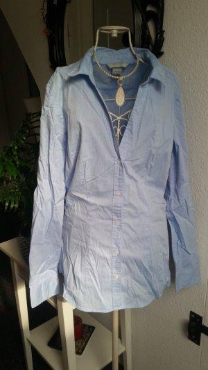 H&M Blouse lichtblauw