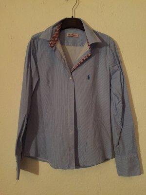 Hellblaue Bluse Ralph Lauren