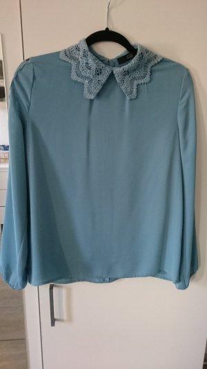 Steffen Schraut Camicetta a blusa azzurro