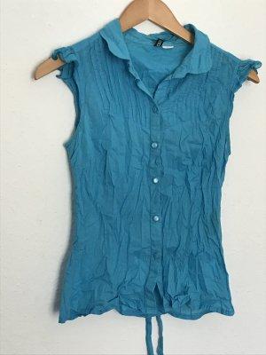 Hellblaue Bluse von H&M