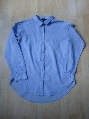 Hellblaue Bluse von H&M, Gr. 34, neu
