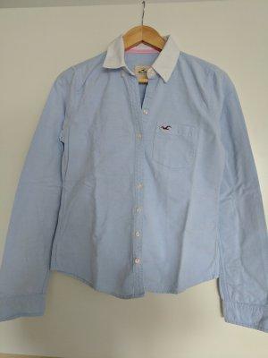 Hellblaue Bluse von Hollister