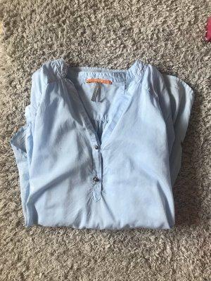Hellblaue Bluse von Hugo Boss Orange, Größe 36