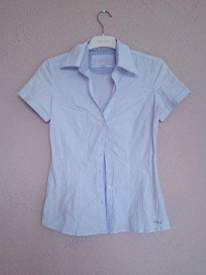 hellblaue bluse von s.oliver