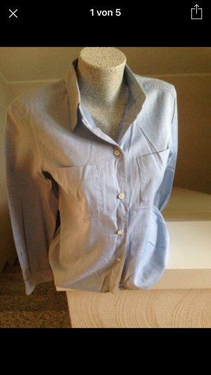 Hellblaue Bluse von Strenesse, wie neu, Größe S