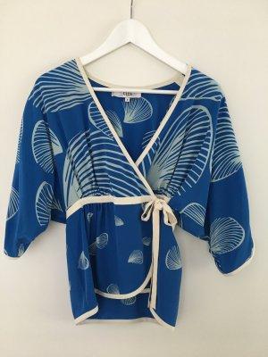 Hellblaue Bluse von Tibi