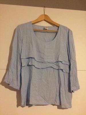Hellblaue Bluse von Vero Moda
