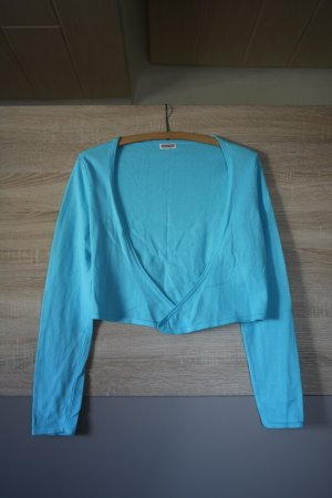 Street One Bolero light blue cotton