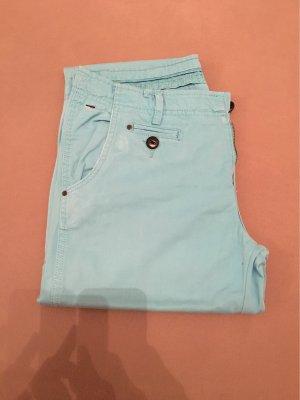 Hilfiger Denim Pantalon chinos bleu clair-turquoise