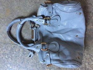 Hellblaue Chloé Handtasche