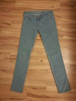 hellblaue Denim Skinny Jeans 26/30 *neu*