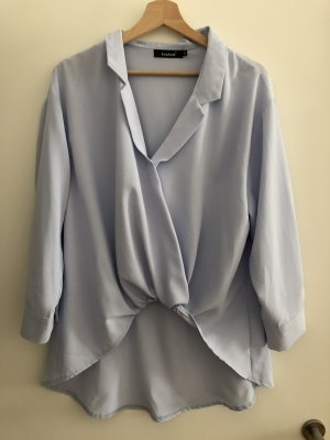 Oversized Blouse azure