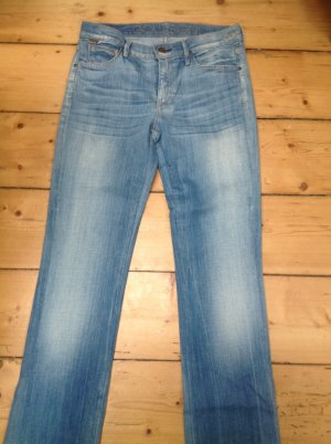 Hellblaue Goldsign Jeans aus den USA