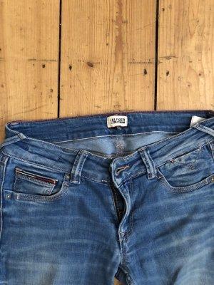 Hellblaue Hilfiger Denim Jeans