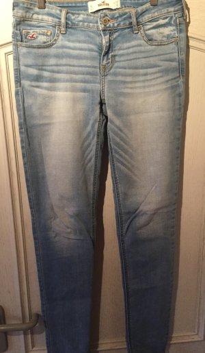 Hellblaue Hollister Jeans