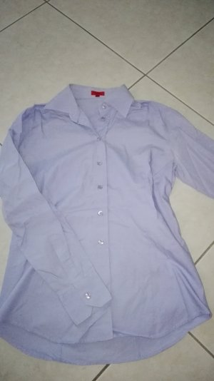 Hellblaue Hugo Boss Bluse