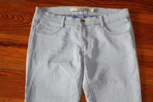 hellblaue Jeans/Hose/Jeggings von Zara Gr.38