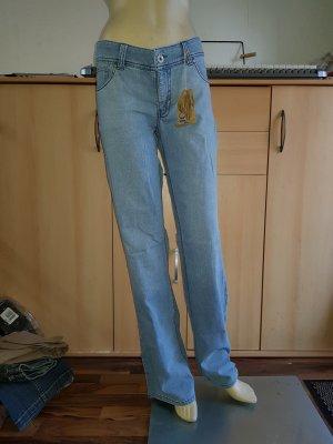 AJC Straight Leg Jeans azure