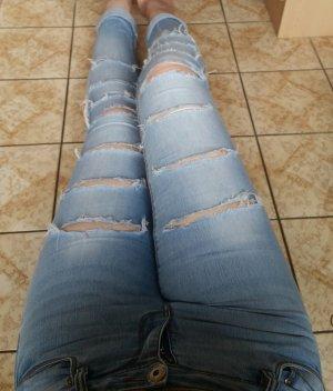 Hellblaue Jeans Only