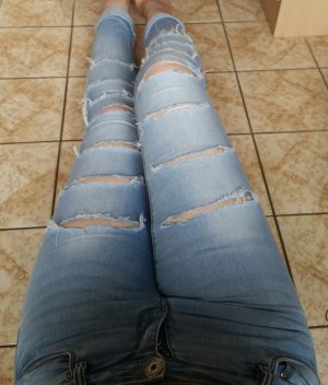 Hellblaue Jeans Only