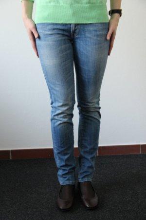 hellblaue Jeans von 7 For All Mankind in Größe 27