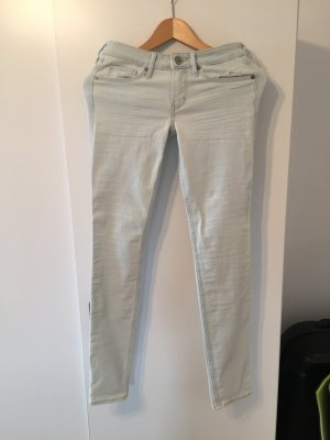 Hellblaue Jeans von Abercrombie