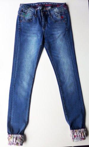 Hellblaue Jeans von Desigual