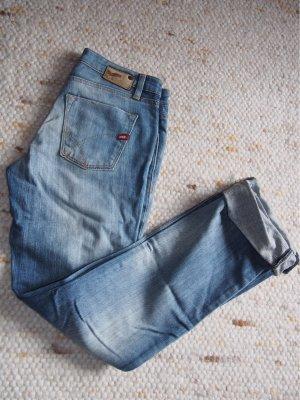 Hellblaue Jeans von Gas