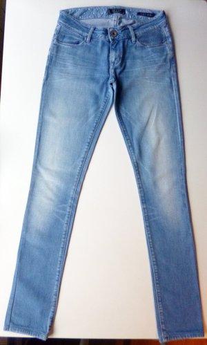Hellblaue Jeans von Guess