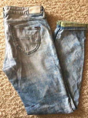 Hellblaue Jeans von Hilfiger Denim Größe 32/32