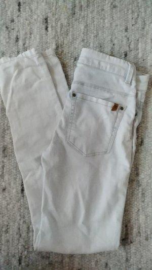 Pull & Bear Drainpipe Trousers multicolored
