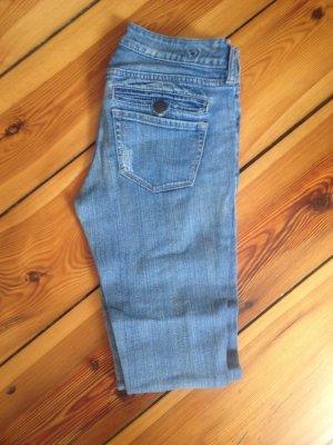 Low Rise jeans veelkleurig