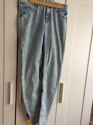 Hellblaue Jeanshose von C&A