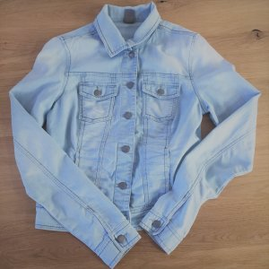 Vero Moda Denim Jacket azure cotton