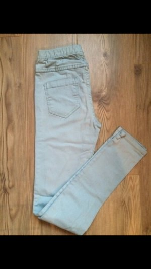 Hellblaue Jeggings von PIECES *skinny*