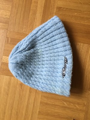 Knitted Hat light blue