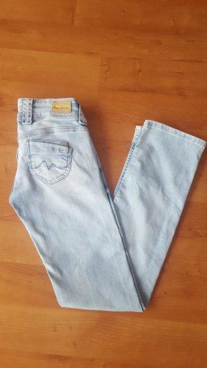 Pepe Jeans London Vaquero rectos azul pálido-azul claro