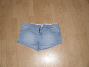 hellblaue Pimkie Jeans Shorts Gr. 36