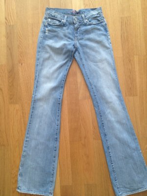 Hellblaue Seven for all Mankind Jeans - Bootcut - Gr. 26