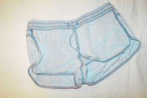 Hellblaue Shorts H&M 36