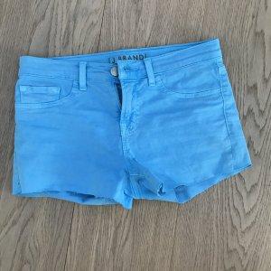 Hellblaue Shorts mit 5 Taschen