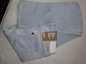 hellblaue skinny ankle jeans von h&m gr. 25