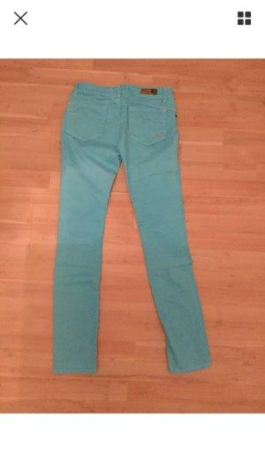 hellblaue Skinny Jeans Genuine der Marke Volcom W27