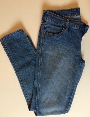 Hellblaue Skinny Jeans von H&M Größe 30/32