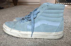 Hellblaue Vans Sneaker