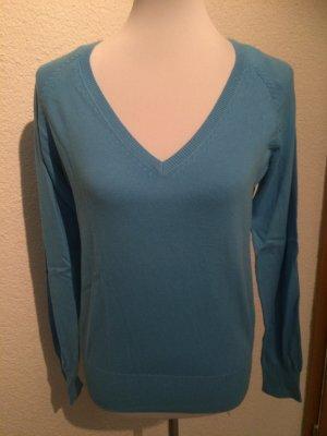 hellblauer / blauer Pulli / Pullover von Yessica / C&A - Gr. M